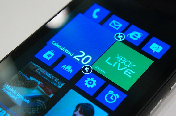 Nokia Lumia 900 Windows Phone 7.8