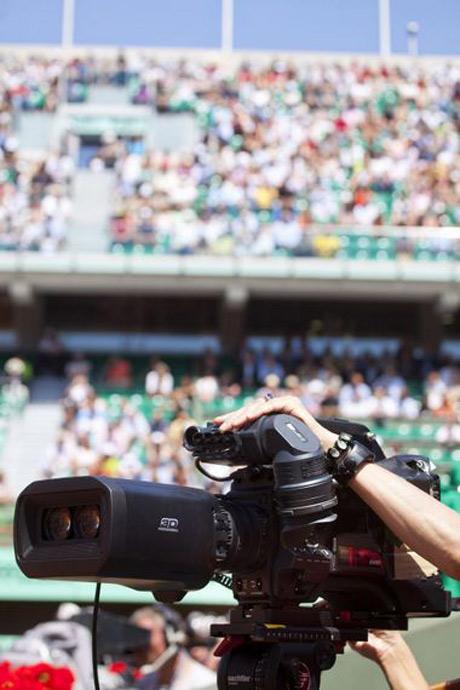 Panasonic, Ο εξοπλισμός που χρησιμοποιήθηκε για τη μετάδοση του Roland-Garros 2012 σε 3D