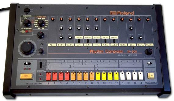 Το θρυλικό Roland TR-808