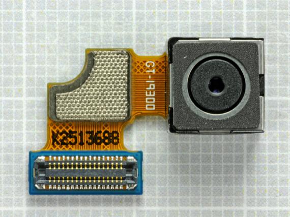 Samsung Galaxy S III, Ο αισθητήρας της κάμερας είναι ίδιος με του iPhone 4S;