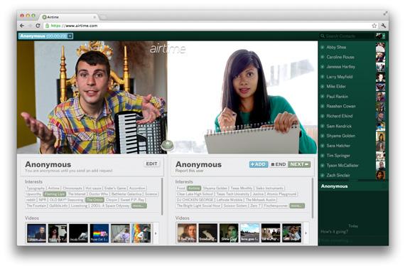 Airtime, Οι ιδρυτές του Napster ενώνουν και πάλι τις δυνάμεις τους για μια νέα υπηρεσία