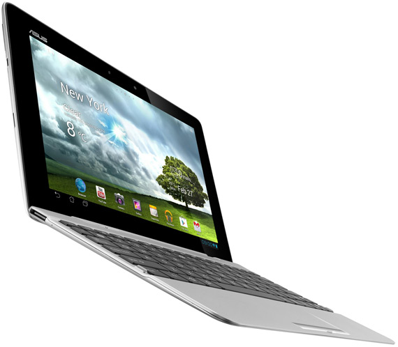 ASUS TF300, Αυτό που φέρνει η Cyta αναβαθμίστηκε σε Android 4.1 Jelly Bean