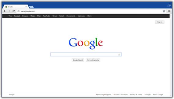 Google Chrome, Ετοιμάζεται η έκδοση metro για τα Windows 8