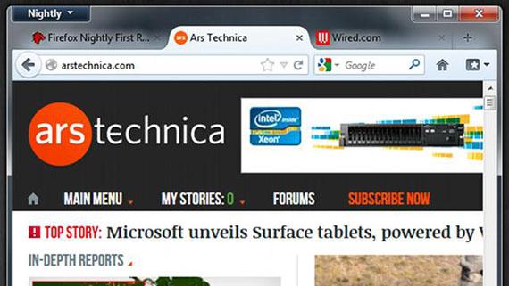 Mozilla Firefox, Η επόμενη έκδοση του θα μοιάζει πολύ με τον Google Chrome [φήμες]