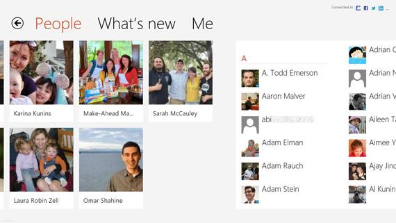 People app, H εφαρμογή των επαφών στα νέα Windows αποκαλύπτεται