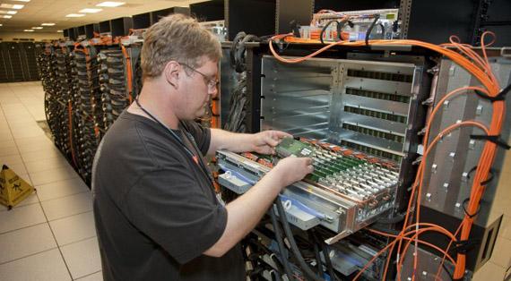 DOE supercomputer Sequoia, Με 1.6 εκ. πυρήνες και ταχύτητα 16 petaflops