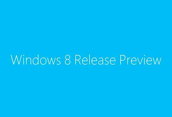 Windows 8 Release Preview διαθέσιμη για download