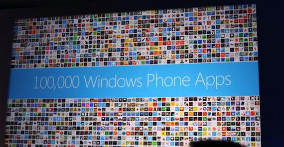 Windows Phone 8 Marketplace, Η λίστα με τις χώρες στις οποίες θα είναι διαθέσιμο