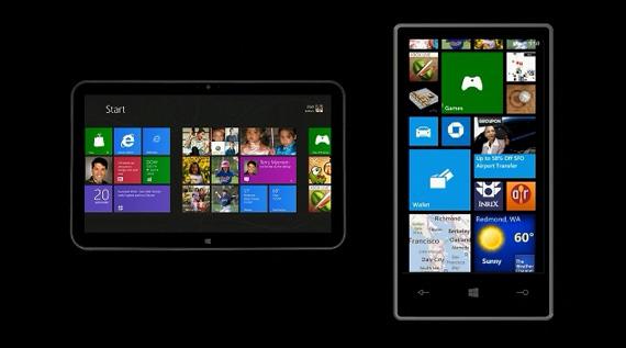 Καινούρια αρχική οθόνη θα έχουν τα Windows Phone 8