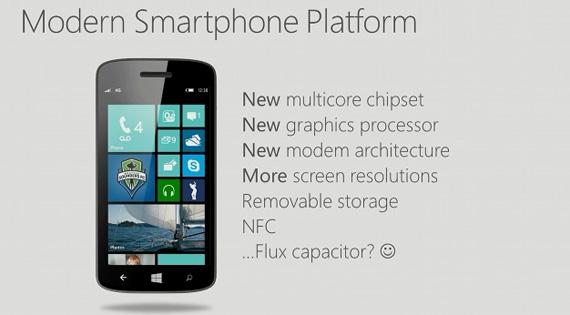 Windows Phone 8, Όλα τα νέα χαρακτηριστικά όπως παρουσιάστηκαν από τη Microsoft