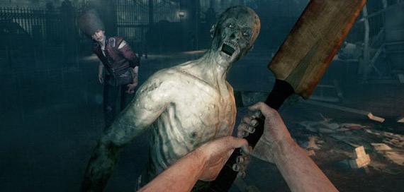 ZombiU για Nintendo Wii U, Survival-horror game με ζόμπι
