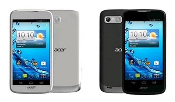 Acer Liquid Gallant Duo, Με οθόνη 4.3 ίντσες και δύο κάρτες SIM