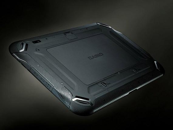 Casio Paper writer, Ανθεκτικό ICS tablet βάρους 1.3 κιλών!