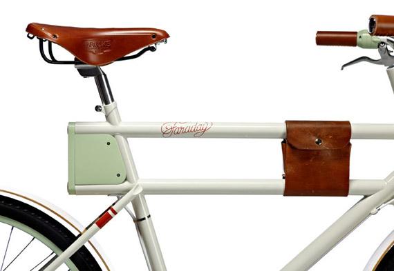 Faraday Porter, Ένα concept ποδήλατο με μπόλικο στιλ και πρακτικότητα