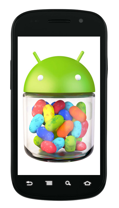 Nexus S, Στην Αυστραλία αναμένεται να αναβαθμιστεί αύριο σε Android 4.1 Jelly Bean