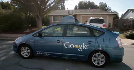 Eric Schmidt, Μίλησε για το μέλλον της οδήγησης χωρίς τον... οδηγό!