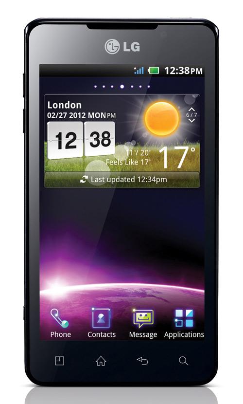 LG Optimus 3D Max, Κυκλοφορεί Ελλάδα με τιμή 499 ευρώ