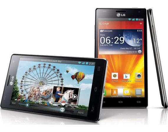 LG Optimus 4X HD, Διαθέσιμα κάποια πρώτα τεμάχια από το Πλαίσιο