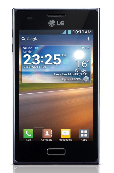 Διαγωνισμός Techblog, Κερδίστε ένα LG Optimus L5