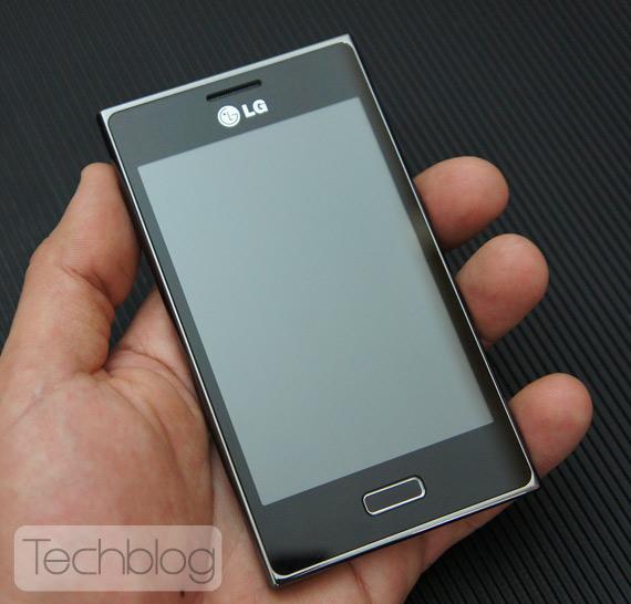 LG Optimus L5 ελληνικό βίντεο παρουσίαση
