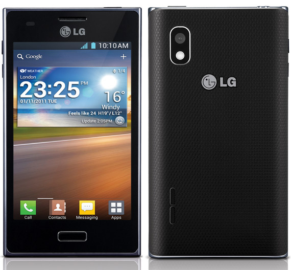 LG Optimus L5, Έρχεται στη Vodafone με 199 ευρώ