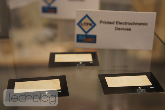 Nanotexnology Expo 2012, Εργαστήριο Νανοτεχνολογίας Αριστοτελείου Πανεπιστημίου Θεσσαλονίκης