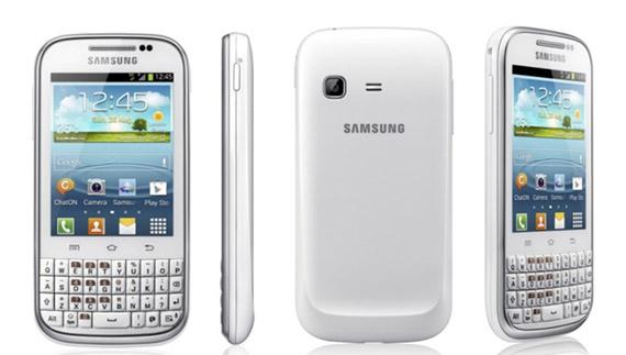 Samsung Galaxy Chat, Τελικά επιβεβαιώθηκε η κυκλοφορία του QWERTY ICS smartphone