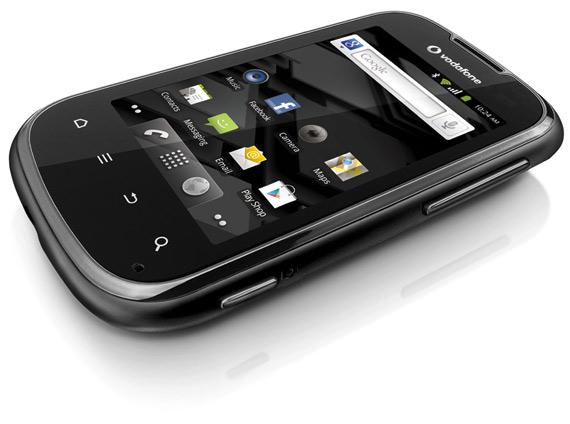 Διαγωνισμός Techblog, Κερδίστε ένα Vodafone Smart II