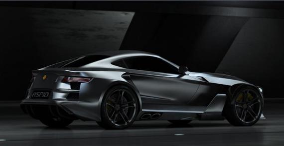 Aspid GT-21 Invictus, Με κινητήρα BMW και σχεδιασμό τούμπανο δικαιούται να ονομάζεται