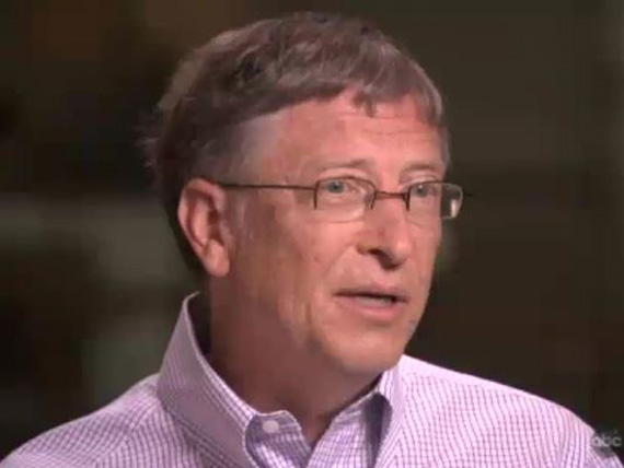 Bill Gates, Τα Windows 8 Tablets θα αντικαταστήσουν τα desktop computers