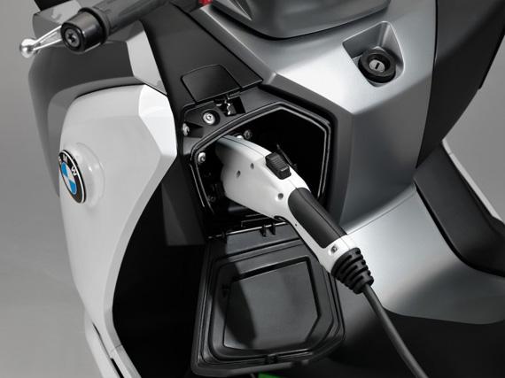 BMW C Evolution, Ένα ηλεκτρικό scooter που πιάνει τα 120 Km/h