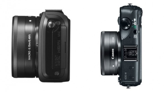 Canon EOS M, Μπαίνει με αξιώσεις στον... mirrorless αγώνα του ανταγωνισμού