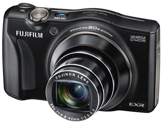 FujiFilm FinePix F800EXR, Compact camera που συνδέεται ασύρματα με Android και iOS συκευές