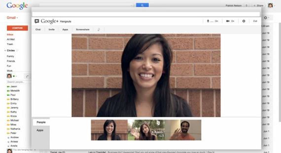 Gmail Hangouts, To video chat στο Google Mail αλλάζει ριζικά