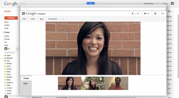 Gmail Hangouts, To video chat στο Google Mail αλλάζει ριζικά