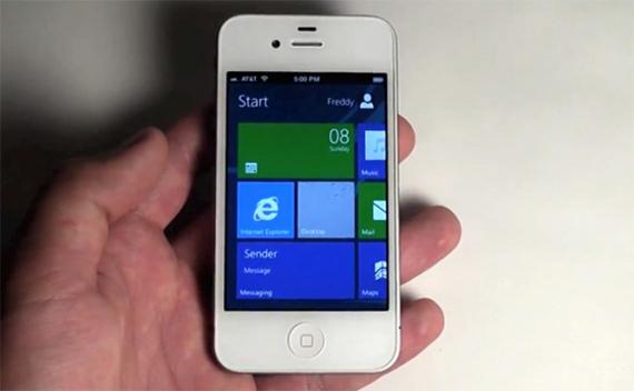 Metroon, Τώρα μπορείς να βάλεις Metro UI στο iPhone σου