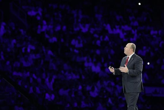 Windows Phone, Στο Συνέδριο Συνεργατών της Microsoft γελάνε με τη Siri