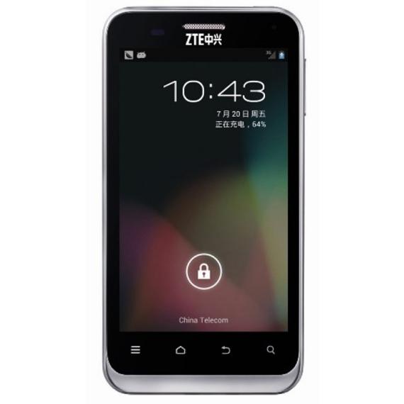ZTE N880E, Το πρώτο κινέζικο κινητό με Android Jelly Bean