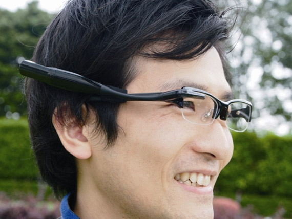 Olympus MEG4.0 smart glasses, ¤¿ Google Project Glass ±À¿ºÄά ±½Ä±³É½¹Ã¼ό ÀÁ¿Ä¿ύ ½± ºÅº»¿Æ¿Áήõ¹