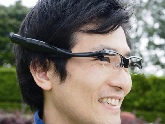 Olympus MEG4.0 smart glasses, Το Google Project Glass αποκτά ανταγωνισμό προτού να κυκλοφορήσει