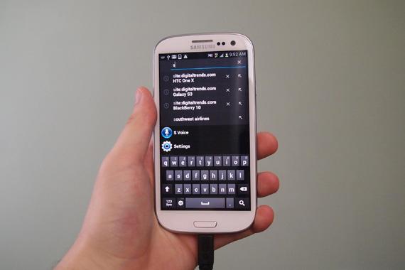 Samsung Galaxy S III universal search, H λειτουργία επιστρέφει και η απουσία της βαφτίζεται λάθος