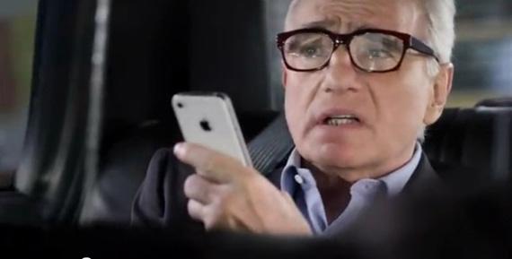 Siri, Ο Martin Scorcese είναι ένας ακόμα διάσημος που πιάνει κουβέντα μαζί της