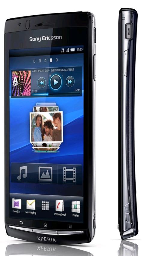 TechDeals, Sony Ericsson Xperia Arc S με 269 ευρώ