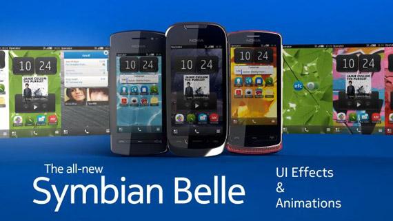 Symbian Belle Feature Pack 2, Διαρρέει video με λειτουργίες του