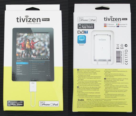 Κερδίστε ένα Tivizen dongle για ψηφιακή τηλεόραση στο iPhone και το iPad