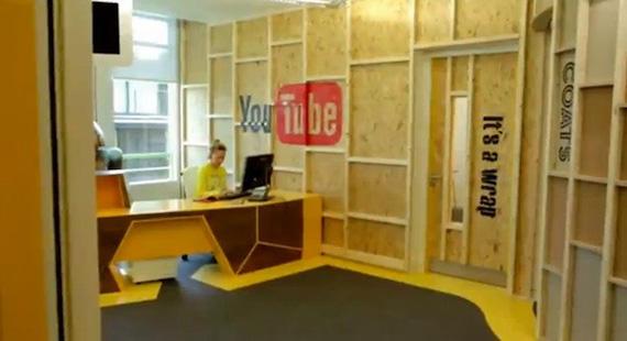 YouTube Creator Space, Ένας χώρος για cyber δημιουργούς στο Λονδίνο