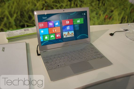 ACER Aspire S7 ultrabook με οθόνη αφής Full HD και Windows 8 [hands-on]