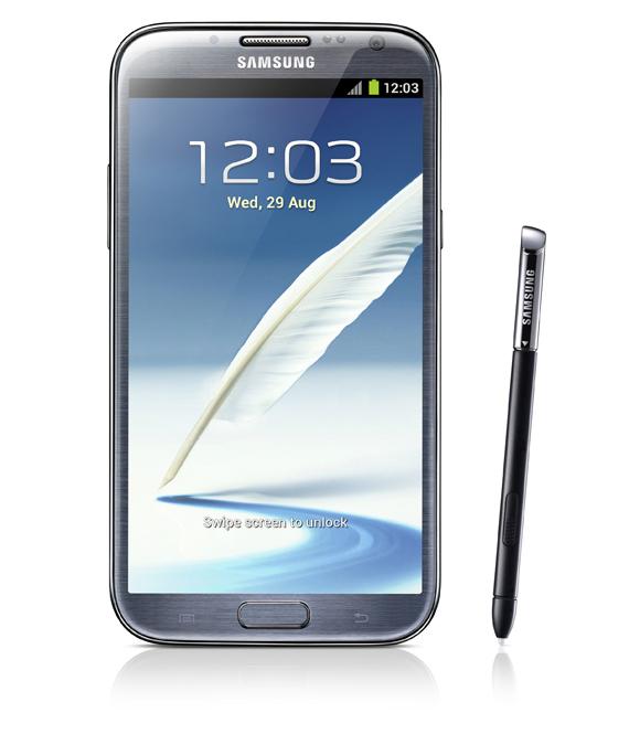 Samsung Galaxy Note II, Φωτογραφίες και τεχνικά χαρακτηριστικά [IFA 2012]
