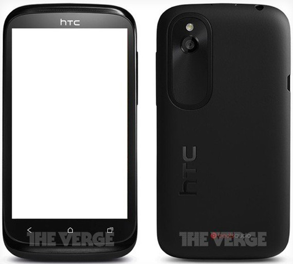 HTC Proto, Με οθόνη 4 ιντσών και διπύρηνο Qualcomm Snapdragon