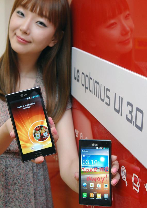 LG Electronics, Ανάπτυξη smart user interfaces και λειτουργιών